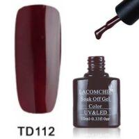 Lacomchir TD 112 гель-лак, 10 мл