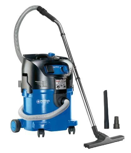 Промышленный пылесос без мешка для сбора пыли ATTIX 30-21 PC Nilfisk