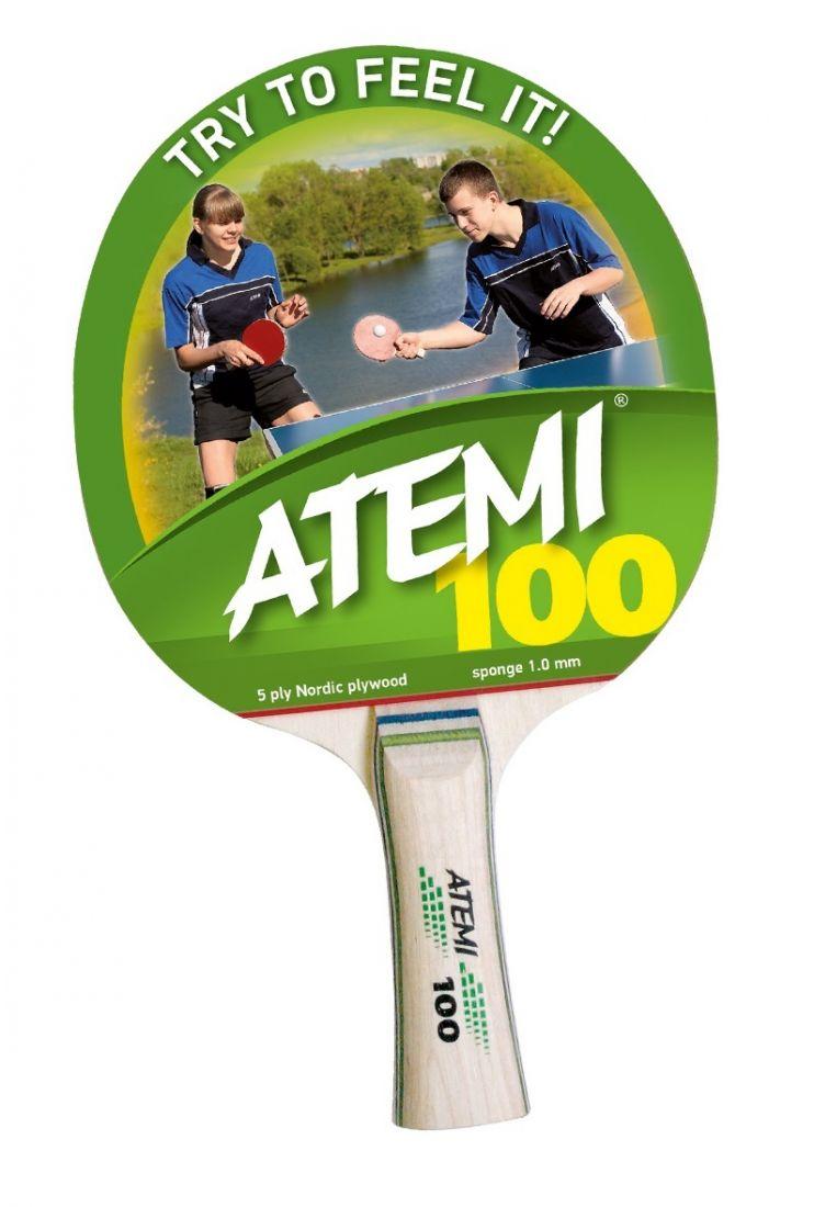 Ракетка для настольного тенниса ATEMI 100