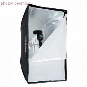 Зонт-софтбокс SB-BW SB-UBW 60 x 90cm для накамерных вспышек