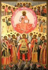 Собор Архангела Михаила (копия старинной иконы)