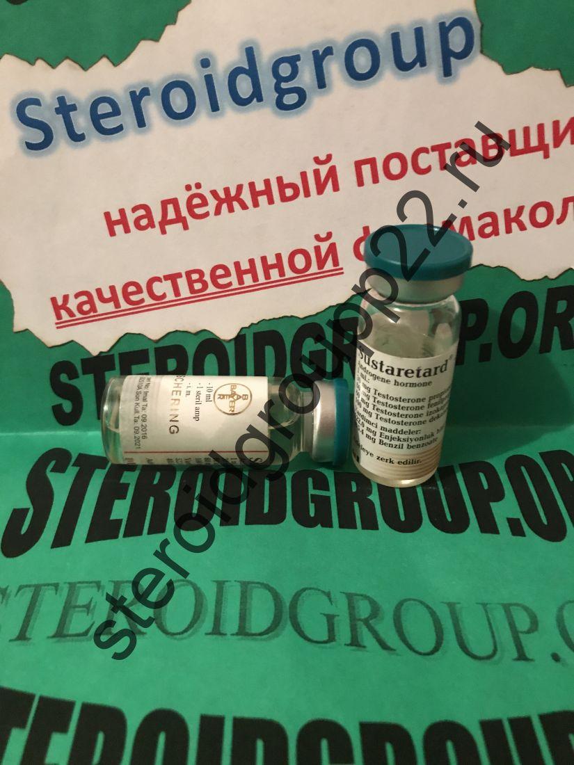 Sustaretard (СУСТАНОН). 1 флакон * 10 мл.  Bayer Schering Pharma