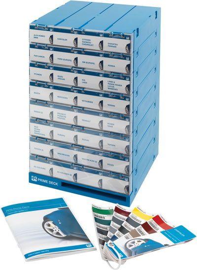 PPG Цветовой каталог стандартов Prime Deck