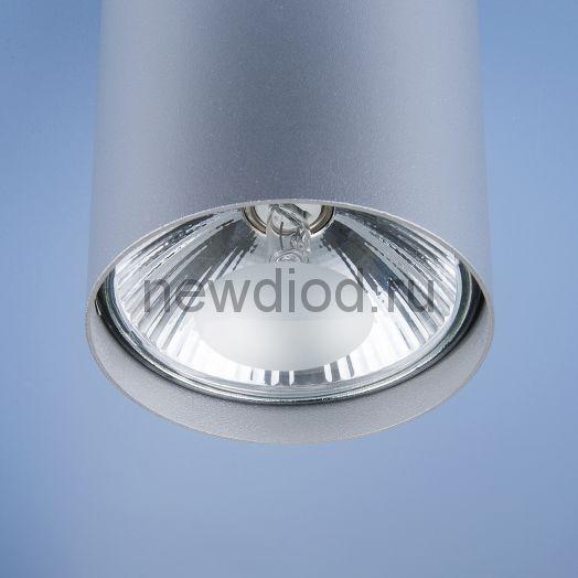 Накладной точечный светильник 6876 SL серебро Nowodvorski