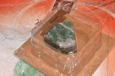 Энергия камней №25, 16  Жадеит (2011г.,2014г.)