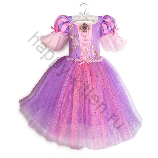 Платье Рапунцель Дисней