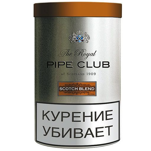 Трубочный табак Royal Pipe Club Scoth Blend