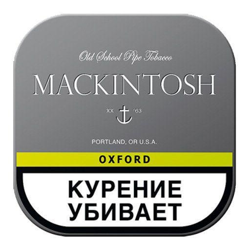 Трубочный табак Mackintosh Oxford