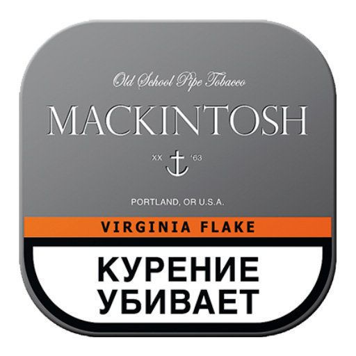 Трубочный табак Mackintosh Virginia Flake