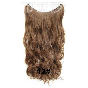 Искусственные термостойкие волосы на леске волнистые №012 (60 см) - 100 гр.