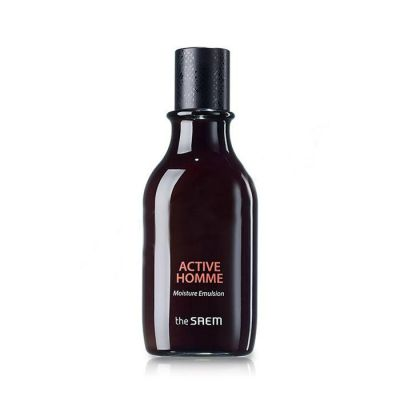 The SAEM Active Homme Тонер для мужской кожи увлажняющий Active Homme Moisture Toner 160ml