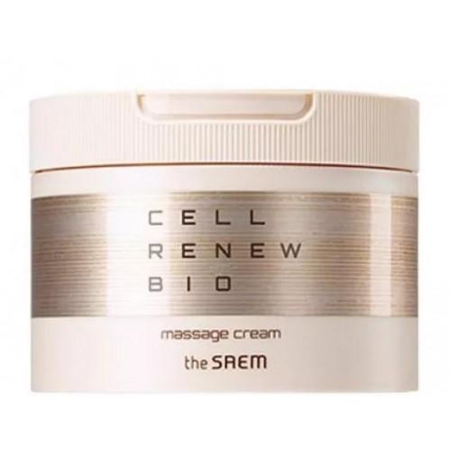 Крем антивозрастной массажный SAEM Cell Renew Bio Massage Cream 200мл