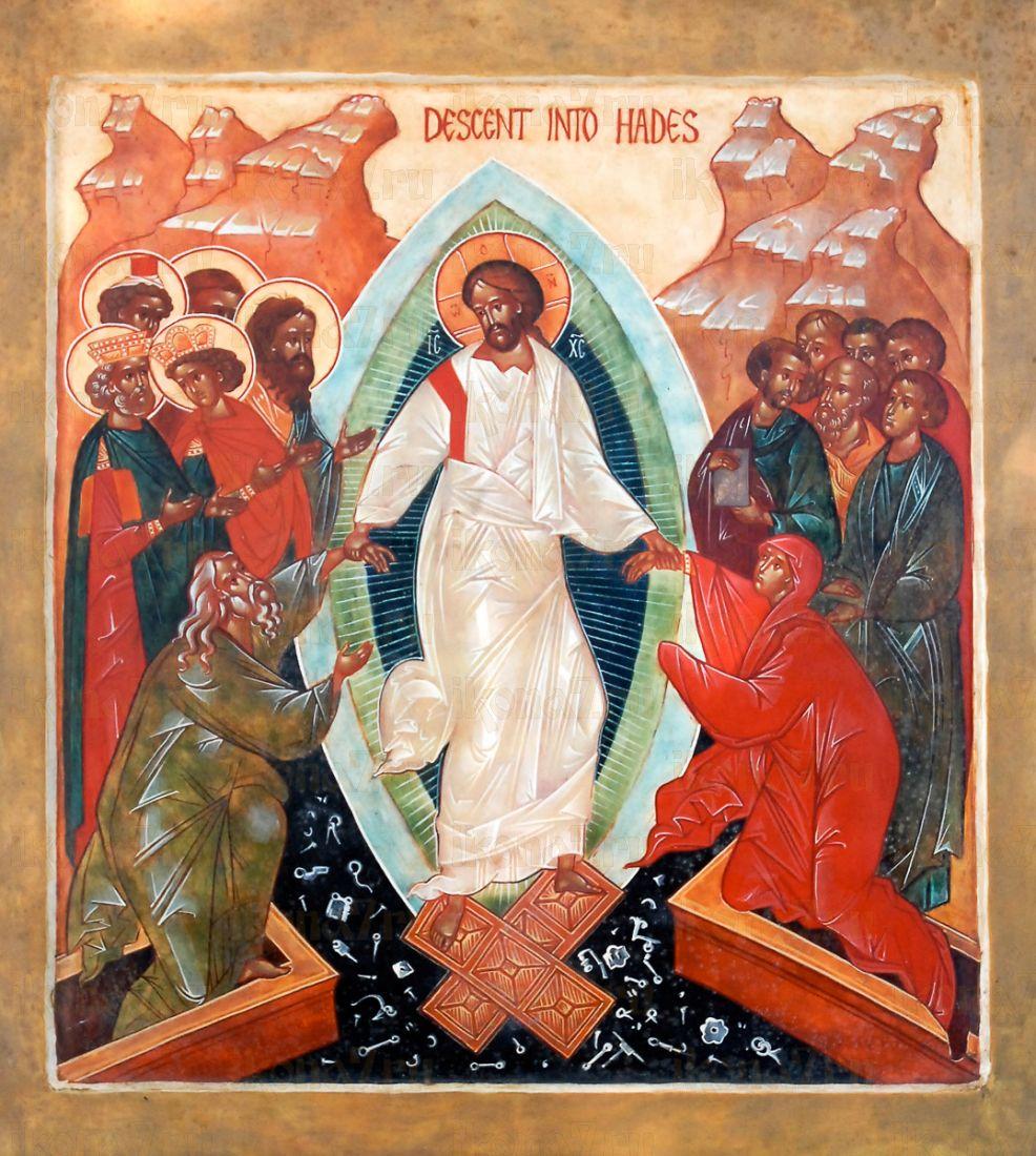 Икона Воскресение Христово (Сошествие во ад)
