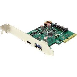 Контроллер PCIe Serial ATAII Card STLab A-311