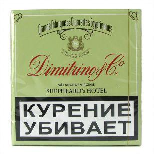 Сигареты Dimitrino Shepheards Hotel