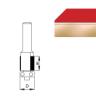 Фреза WPW обгонная нижний подшипник Z2 D9,5 B25 хвостовик 8 HF24095