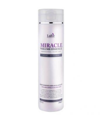 Увлажняющая эссенция для фиксации и объема волос Lador Miracle Volume Essence 250g