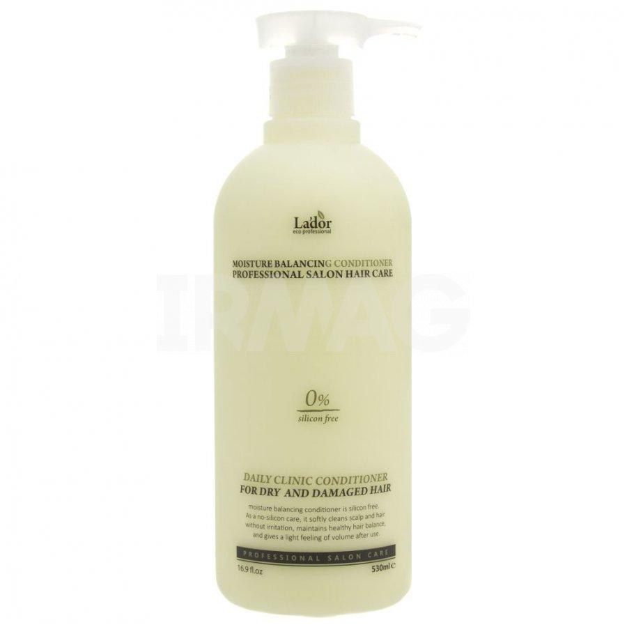 Кондиционер для волос увлажняющий LA'DORE Moisture Balancing Сonditioner 530ml