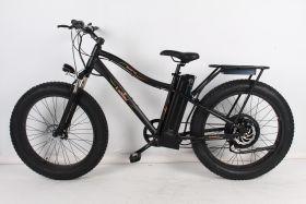 Электровелосипед (Фэтбайк) E-motions Megafat 3-15 ( 2500w 48v 18Ah)