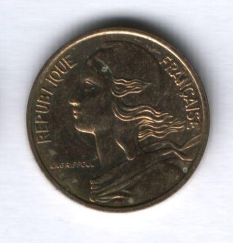 5 сантимов 1983 г. Франция