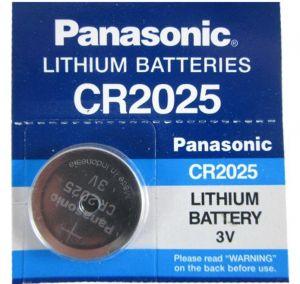 Батарейка Panasonic CR2025 3 V