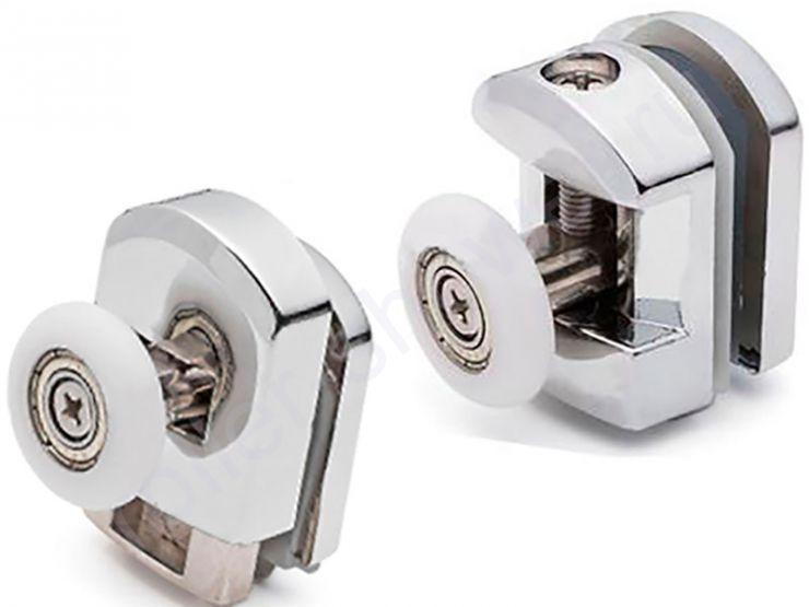 Ролик для душевой кабины VH027-1 (комплект 4шт) Диаметр колеса (от 18,6 до 28мм)
