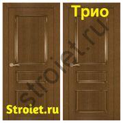 """Двери """"Трио"""" шпон ольха"""