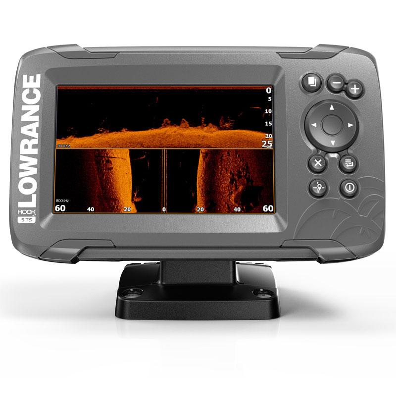 Эхолот/картплоттер Lowrance HOOK2-5 TripleShot