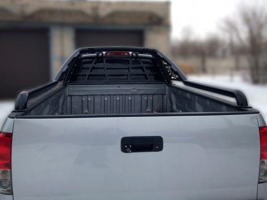 Защита стекла для дуги в кузов Toyota Tundra