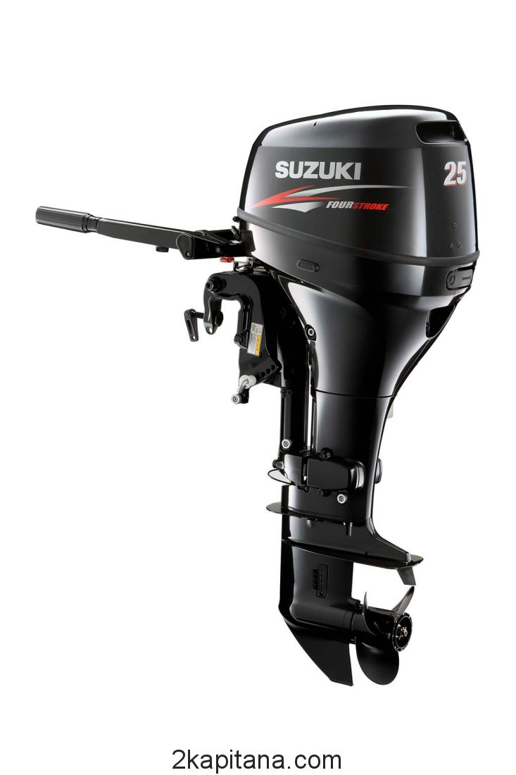 Лодочный мотор Suzuki DF 25 ES (Сузуки)