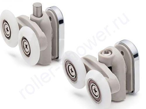 Ролик для душевой кабины VH028 (комплект 8шт) Диаметр колеса (от 18,6 до 28мм)