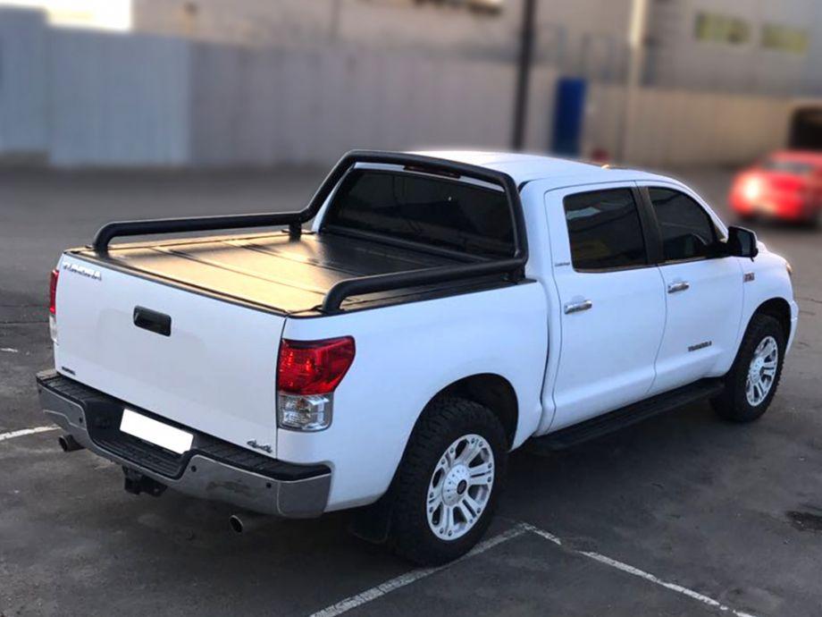 Дуга в кузов одинарная d-76 Toyota Tundra CrewMax