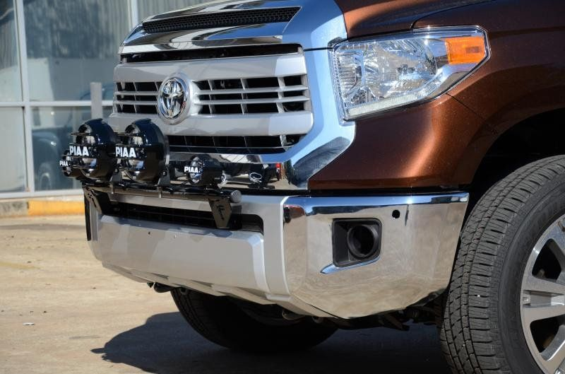 Дуга под туманки Street Light Bar Toyota Tundra (2014-15г.)
