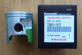 Поршень для Kawasaki KDX200