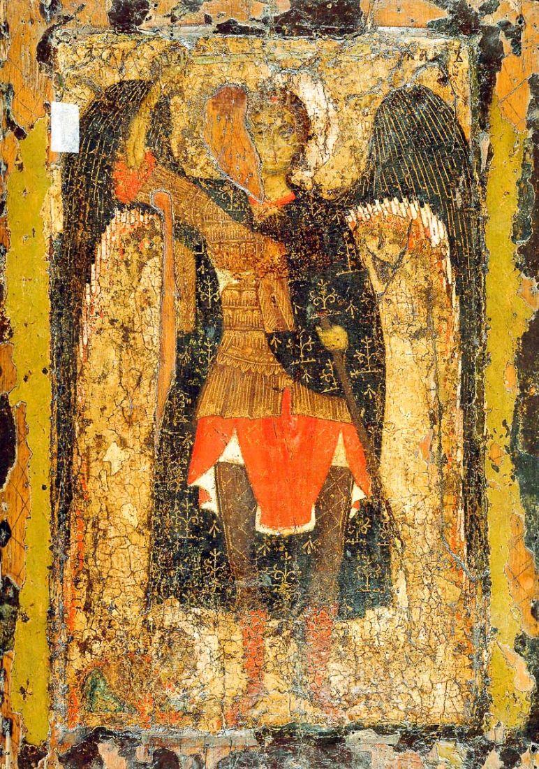Михаил Архангел (копия иконы 13 века)