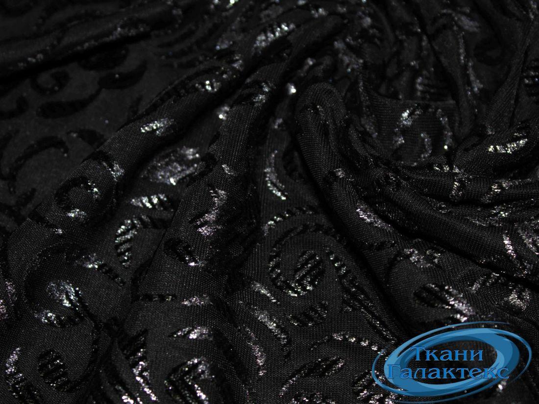 Панбархат 16655/17/D1/black