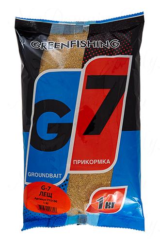 "Прикормка GREENFISHING ""G-7 Лещ"", вес 1 кг"