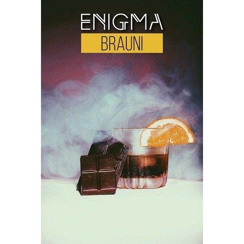 Табак для кальяна Enigma Brauni