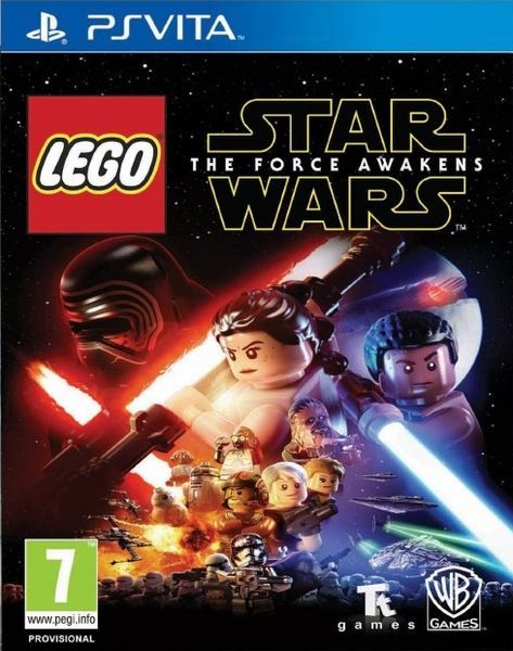 Игра Lego Star Wars: The Force Awakens (PS Vita)