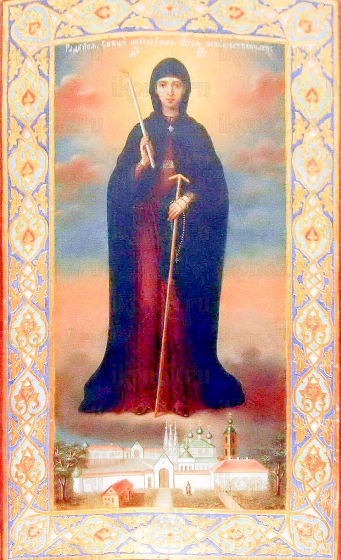 Неугасимая Свеча икона Божией Матери