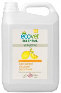 """""""Эковер"""" Жидкость для мытья посуды с лимоном, Ecover Essential, 5л"""