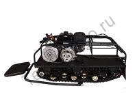 Двухместный модуль Толкач-Балтмоторс для мотобуксировщика SnowDog | Лыжные модули - Интернет магазин | Тексномото.ру