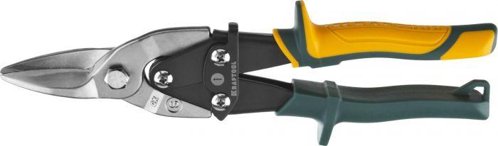Ножницы по металлу рычажные Kraftool Alligator 260 мм