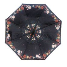 Зонт Наоборот, Узор из мелких роз