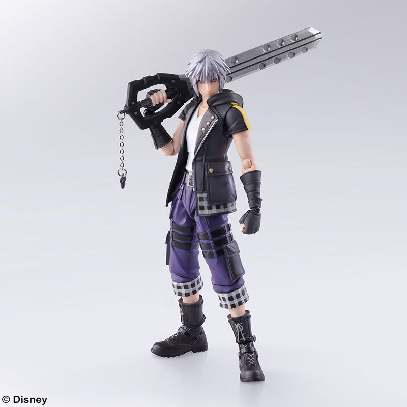 Фигурка Kingdom Hearts III - Bring Arts Riku