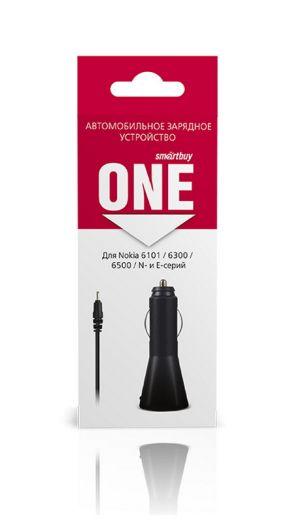 АЗУ SmartBuy ONE 1А Nokia 6101 черн