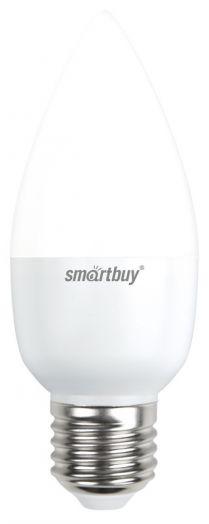 Светодиодная (LED)FIL Лампа Smartbuy-C37-05W/4000/E27