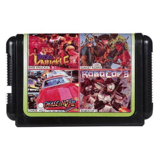 Sega картридж 4 в 1 КС-413