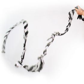 Black&White Streamer - Перчатки зебра (перчатки и стриммер) by JL
