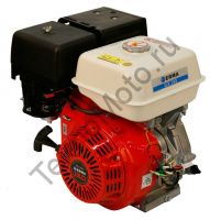 Двигатель Erma Power GX390 D25(13 л. с.) катушка освещения 60Вт, аналог Honda GX390. Интернет магазин Тексномото.ру